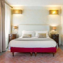 Отель Borgo San Luigi Строве комната для гостей