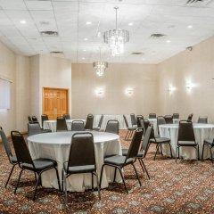 Отель Comfort Inn The Pointe США, Ниагара-Фолс - отзывы, цены и фото номеров - забронировать отель Comfort Inn The Pointe онлайн помещение для мероприятий фото 2