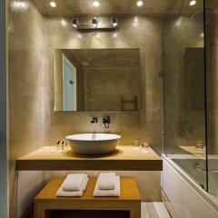 Отель Cavo Bianco Boutique Hotel & Spa Греция, Остров Санторини - отзывы, цены и фото номеров - забронировать отель Cavo Bianco Boutique Hotel & Spa онлайн ванная фото 2