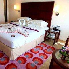Отель Hulhule Island Hotel Мальдивы, Мале - отзывы, цены и фото номеров - забронировать отель Hulhule Island Hotel онлайн комната для гостей фото 5