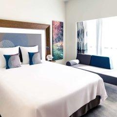 Отель Novotel Fujairah комната для гостей фото 3
