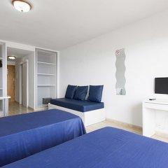 Отель Econotel Las Palomas Apartments Испания, Магалуф - отзывы, цены и фото номеров - забронировать отель Econotel Las Palomas Apartments онлайн комната для гостей фото 3