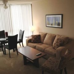 Отель Boq Meridian at Gallery Place США, Вашингтон - отзывы, цены и фото номеров - забронировать отель Boq Meridian at Gallery Place онлайн комната для гостей фото 4