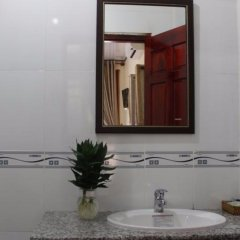 Отель Hoa Nhat Lan Bungalow ванная фото 2