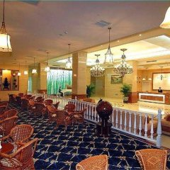 Tianjin Zhengxie Club Hotel интерьер отеля фото 3