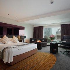 Отель Golden Tulip Mandison Suites Таиланд, Бангкок - 2 отзыва об отеле, цены и фото номеров - забронировать отель Golden Tulip Mandison Suites онлайн комната для гостей фото 5