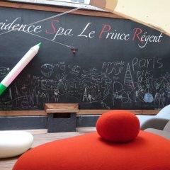 Отель Residence & Spa Le Prince Regent детские мероприятия