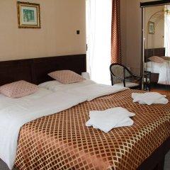 Hotel Roosevelt Литомержице комната для гостей
