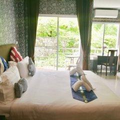 Only Blue Hotel комната для гостей фото 2