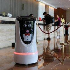 Отель Swiss Grand Xiamen спортивное сооружение