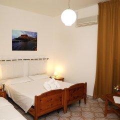 Отель Antica Pensione Pinna Италия, Кастельсардо - отзывы, цены и фото номеров - забронировать отель Antica Pensione Pinna онлайн комната для гостей фото 5