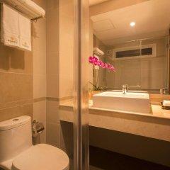GK Central Hotel ванная
