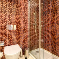 Отель Turim Av Liberdade Лиссабон ванная фото 2