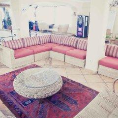 Отель Apartamentos Playa Ferrera интерьер отеля