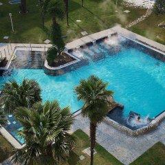 Отель Panoramic Hotel Plaza Италия, Абано-Терме - 6 отзывов об отеле, цены и фото номеров - забронировать отель Panoramic Hotel Plaza онлайн бассейн фото 3