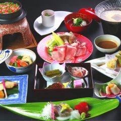 Отель Kikuchi Onsen Sasanoya Япония, Минамиогуни - отзывы, цены и фото номеров - забронировать отель Kikuchi Onsen Sasanoya онлайн питание