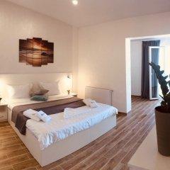 Apart-hotel Poseidon комната для гостей фото 2