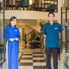 Отель Hanoi La Selva Hotel Вьетнам, Ханой - 1 отзыв об отеле, цены и фото номеров - забронировать отель Hanoi La Selva Hotel онлайн фитнесс-зал