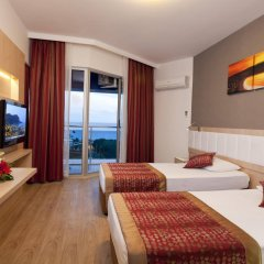 Gardenia Hotel Аланья комната для гостей фото 2