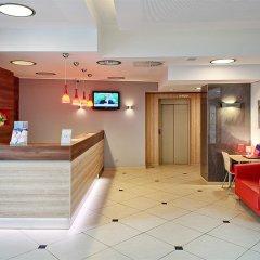 Best Western Hotel Poleczki интерьер отеля