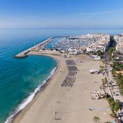 Отель Melia Marbella Banus пляж фото 2