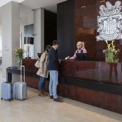 Отель Van der Valk Airporthotel Düsseldorf Германия, Дюссельдорф - отзывы, цены и фото номеров - забронировать отель Van der Valk Airporthotel Düsseldorf онлайн интерьер отеля фото 3