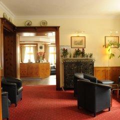 Hotel Blauer Bock Мюнхен интерьер отеля