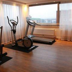 Отель Spar Hotel Majorna Швеция, Гётеборг - отзывы, цены и фото номеров - забронировать отель Spar Hotel Majorna онлайн фитнесс-зал фото 3