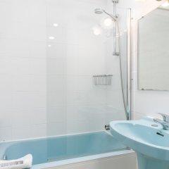 Апартаменты Sansebastianforyou San Telmo Apartment Сан-Себастьян ванная