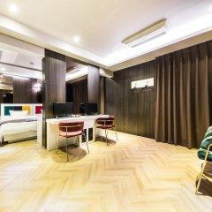 Hotel The Blue Cheonho комната для гостей фото 5