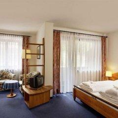 Hotel Der Waldhof Лана комната для гостей фото 4