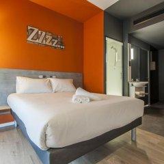 Отель ibis budget Madrid Centro Lavapies комната для гостей