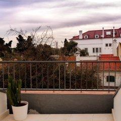 Апартаменты Cosy Studio in Lapa District Лиссабон балкон