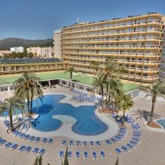 Hotel Samos бассейн