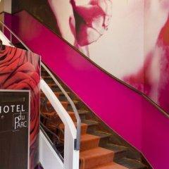Hotel Du Parc Париж интерьер отеля фото 3