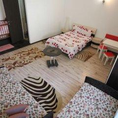Мини-отель Папайя Парк Стандартный номер с разными типами кроватей фото 15
