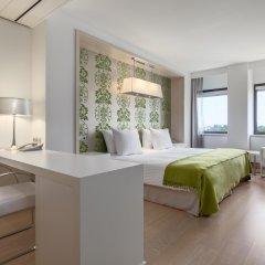 Отель NH Amsterdam Zuid 4* Стандартный номер с различными типами кроватей фото 4