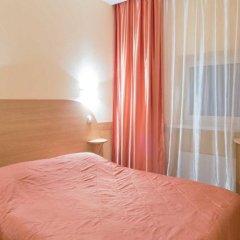 Гостиница Луна Екатеринбург комната для гостей фото 6