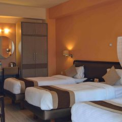 Отель Moonlight Непал, Катманду - отзывы, цены и фото номеров - забронировать отель Moonlight онлайн комната для гостей