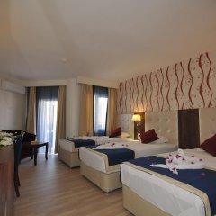 Отель Kleopatra Micador Аланья комната для гостей фото 2