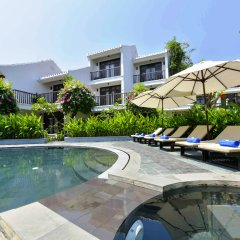 Отель Hoi An Coco River Resort & Spa бассейн