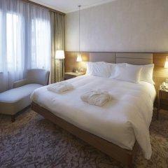 Отель Hilton Milan 4* Номер Делюкс с различными типами кроватей фото 15