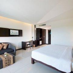 Отель SIMPLITEL Пхукет комната для гостей фото 3