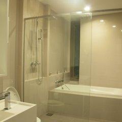 Отель Beachfront Sea View Baan Plai Haad Паттайя ванная