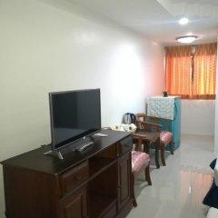 Отель JS Tower Service Apartment Таиланд, Бангкок - отзывы, цены и фото номеров - забронировать отель JS Tower Service Apartment онлайн комната для гостей фото 4