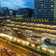 Отель lyf Funan Singapore by Ascott Сингапур фото 2