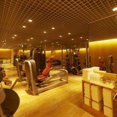 Отель Grand Hyatt Токио фитнесс-зал фото 3