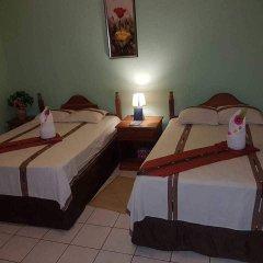 Отель Mary's Hotel Гондурас, Копан-Руинас - отзывы, цены и фото номеров - забронировать отель Mary's Hotel онлайн комната для гостей фото 4