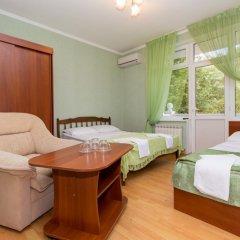 Мини-гостиница Асхо комната для гостей фото 2
