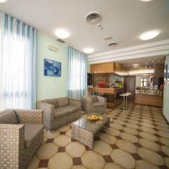 Отель Luciana Италия, Римини - 1 отзыв об отеле, цены и фото номеров - забронировать отель Luciana онлайн интерьер отеля